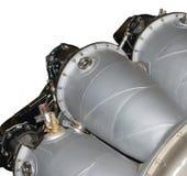 Luchtvaartmotor Stock Fotografie