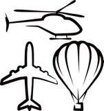 Luchtvervoer Royalty-vrije Stock Fotografie