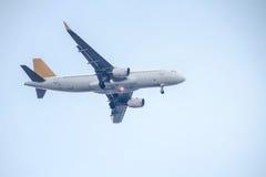 Luchtvliegtuig Royalty-vrije Stock Afbeeldingen