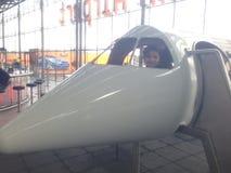 Luchtvliegtuig Royalty-vrije Stock Afbeelding