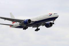 Luchtvliegtuig Stock Fotografie