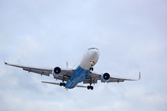Luchtvliegtuig Royalty-vrije Stock Foto's