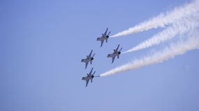 Luchtvliegtuigen Stock Afbeeldingen