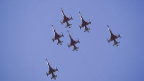 Luchtvliegtuigen Stock Foto's
