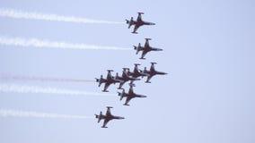 Luchtvliegtuigen Stock Fotografie