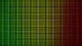 Luci del LED dal pannello della visualizzazione del monitor del computer LED per il modello grafico del sito Web progettazione di fotografia stock libera da diritti