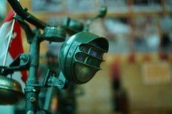 Luci della bicicletta Fotografia Stock