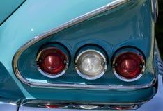 Luci della coda di Chevy Fotografia Stock