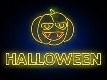 Luci di Halloween Immagine Stock Libera da Diritti
