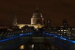 Luci di Londra Fotografia Stock