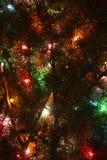 Luci di Natale Imagenes de archivo