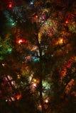 Luci di Natale Imagen de archivo libre de regalías