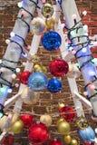Luci e bagattelle Fotografia Stock Libera da Diritti