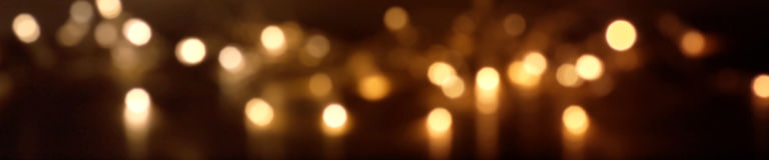 Luci scintillanti festive alla notte immagine stock libera da diritti