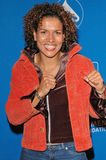 Lucia Rijker. At the Inaugural GRAMMY Jam Event Featuring Earth, Wind & Fire at the Wiltern LG Theater, Los Angeles, CA. 12-11-04 Royalty Free Stock Images