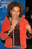 Lucia Rijker. At the Inaugural GRAMMY Jam Event Featuring Earth, Wind & Fire at the Wiltern LG Theater, Los Angeles, CA. 12-11-04 Royalty Free Stock Image