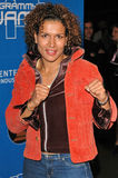 Lucia Rijker. At the Inaugural GRAMMY Jam Event Featuring Earth, Wind & Fire at the Wiltern LG Theater, Los Angeles, CA. 12-11-04 Stock Images