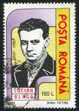 Lucian Blaga Royalty Free Stock Image