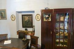 Lucian Blaga Memorial House Royalty Free Stock Image