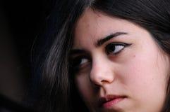 Luciana Della Villa (Sibyl Vane), singer and keyboard player of Pegasvs Royalty Free Stock Photo