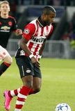 Luciano Narsingh PSV Eindhoven Stock Photography