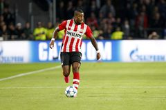 Luciano Narsingh PSV Eindhoven Royalty Free Stock Image