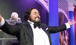 Luciano Pavarotti Stock Photo