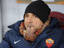 Luciano Spalletti royalty free stock photo