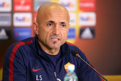 Luciano Spalletti Royalty Free Stock Image