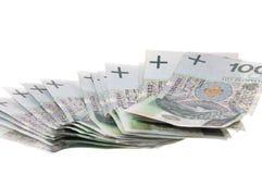 Lucidi lo zloty immagini stock libere da diritti