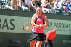 Lucie Hradecka - French Open 2012 Stock Photo