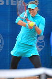 Lucie Hradecka - J&T Banka Prague Open 2015 Royalty Free Stock Images