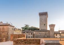 Lucignano Stock Photos