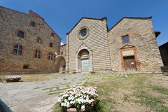 Lucignano (Arezzo) Stock Image