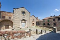 Lucignano (Arezzo) Royalty Free Stock Image