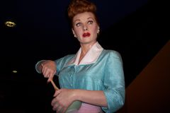 Lucille Ball Royalty Free Stock Photography