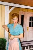Lucille Ball Foto de archivo libre de regalías