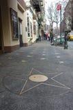 Lucille Lortel Playwright Star Sidewalk immagine stock