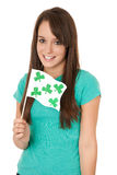 Luck of the Irish Stock Image