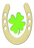 Luck O' The Irish Stock Photo