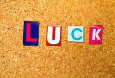 Luck Stock Photography