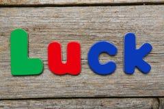 Luck Stock Photo