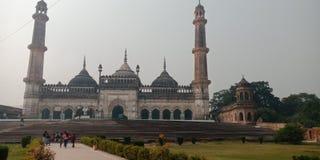 Lucknow è il più famoso dell'India Fotografie Stock Libere da Diritti
