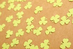 Lucky. Background Stock Photo
