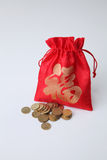 Lucky bag Royalty Free Stock Photo