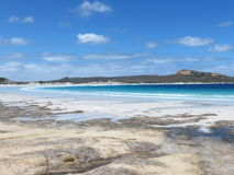 Lucky bay Royalty Free Stock Image