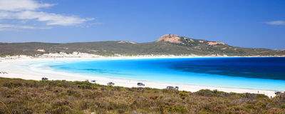Lucky Bay Cape Le Grand Royalty Free Stock Photos