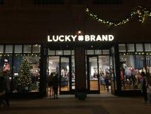 Lucky Brand situó las primaveras de Disney, Orlando, FL fotos de archivo libres de regalías