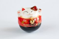 Lucky Cat Royaltyfri Bild