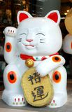 Lucky cat Royalty Free Stock Photo